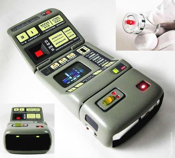 Official Star Trek Tricorder